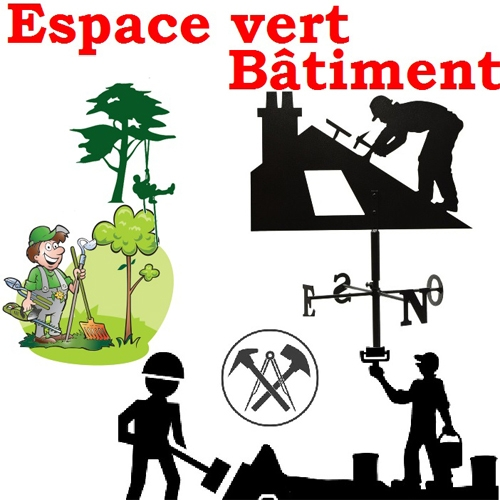 Bâtiment – Espace Vert