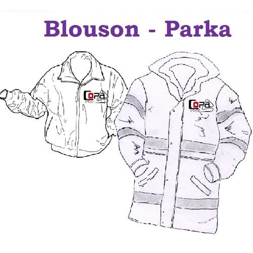 Blouson - Parka