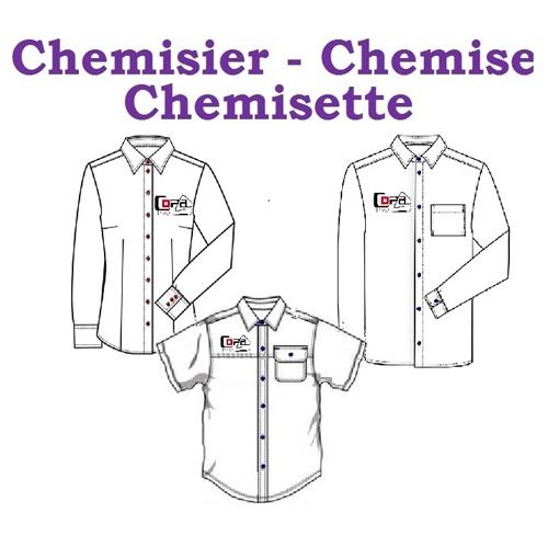Chemisier - Chemise - Chemisette